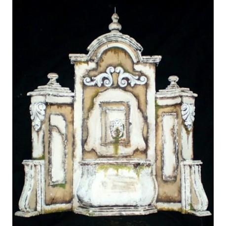 Fontana Per Il Presepe.Fontana Bombata Presepe Napoletano Di Cantone Costabile