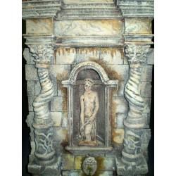 Fontana stile barocco