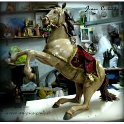 Cavallo inalberato